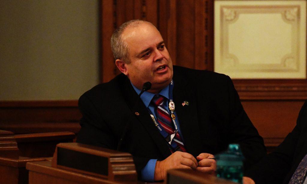 Illinois State Rep Dan Swanson